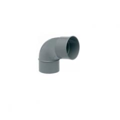 CODO PVC DESAGÜE M-H 87º