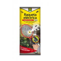RAQUETA DE INSECTOS ELÉCTRICA