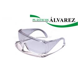 GAFAS DE PROTECCIÓN VISITOR LENTE CLARA