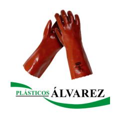 GUANTES DE PVC - PROTECCIÓN