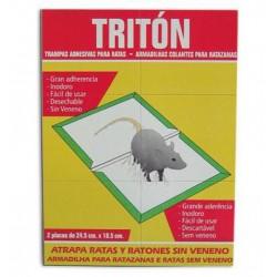 TRITON TRAMPA RATONES