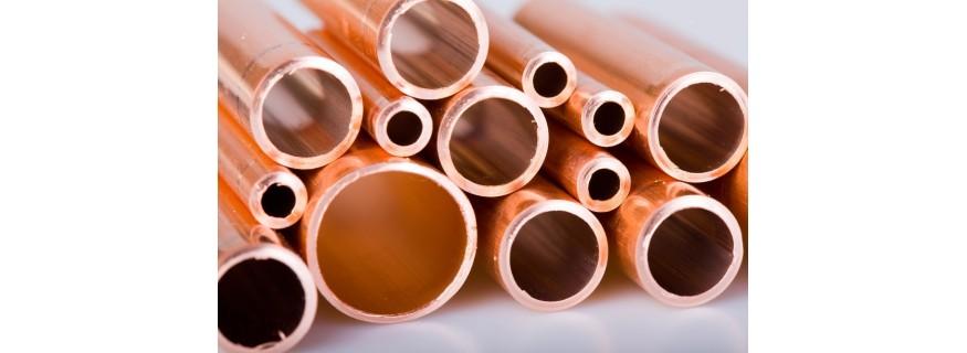 Tubo cobre y accesorios