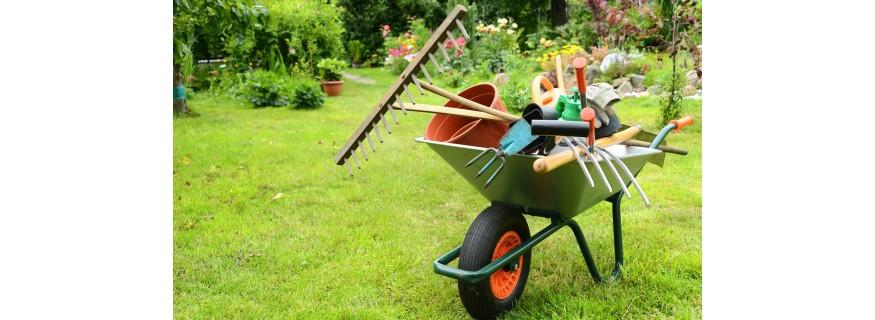 Herramientas campo y jardín