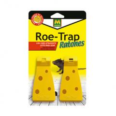 ROE-TRAP TRAMPA CON CEBO PARA RATONES