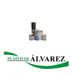 "ELECTROVÁLVULA PVC 1"" SERIE 200"