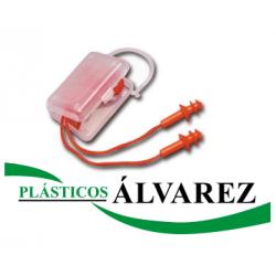 TAPONES TRACK FIT EN CAJA DE PLÁSTICA