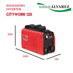 SOLDADORA INVERTER 125