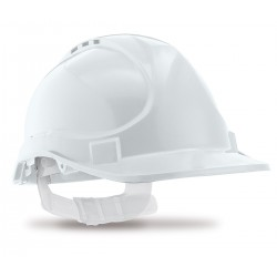 CASCO BASICO STRIKE BLANCO