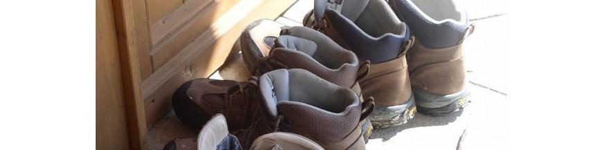 Calzado normal y de seguridad